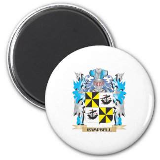 Campbell-- Coat of Arms - Family Crest Magnet