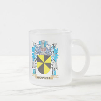 Campbell Coat of Arms - Family Crest Mug