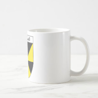 Campbell Coat of Arms Family Crest Coffee Mugs