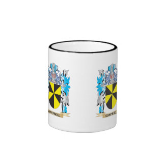 Campbell Coat of Arms - Family Crest Coffee Mugs