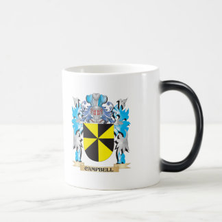 Campbell Coat of Arms - Family Crest Coffee Mug