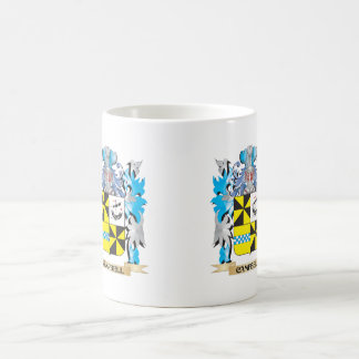 Campbell- Coat of Arms - Family Crest Mug