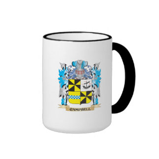 Campbell- Coat of Arms - Family Crest Coffee Mugs
