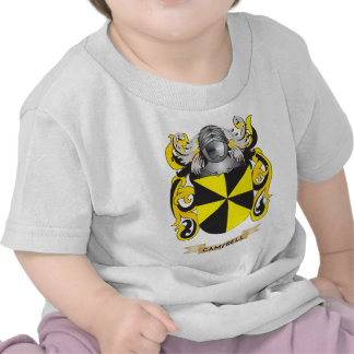 Campbell Coat of Arms (Family Crest) Shirt