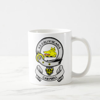 CAMPBELL Coat of Arms Coffee Mug