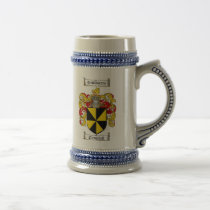 Campbell Coat of Arms Stein / Campbell Family