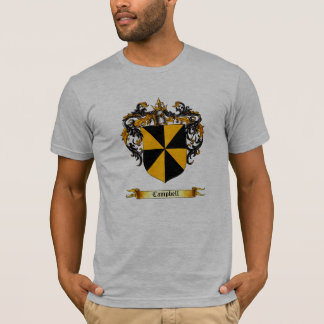 Campbell Coat of Arms T-Shirt