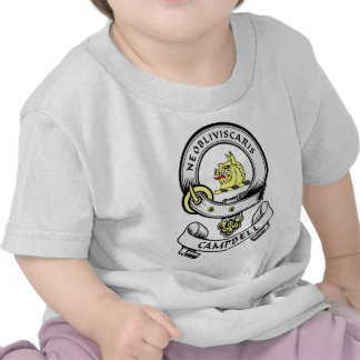 CAMPBELL Coat of Arms Shirts