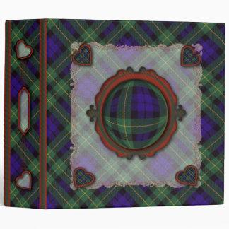 Campbell de la tela escocesa de tartán escocesa de