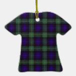 Campbell del tartán del escocés de Argyll Ornaments Para Arbol De Navidad