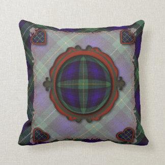 Campbell del tartán escocés del clan de Argyll - t Cojin