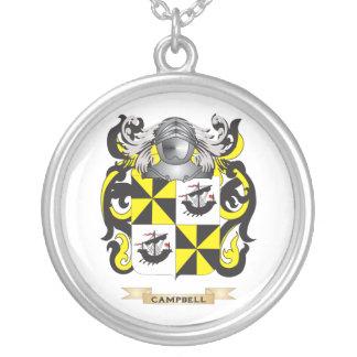 Campbell--Escudo de armas (de Irlanda) (escudo de Collar Plateado