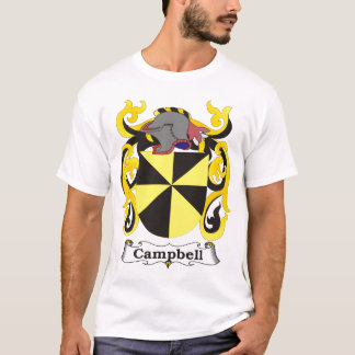 Campbell Family Coat of Arms T-shirt