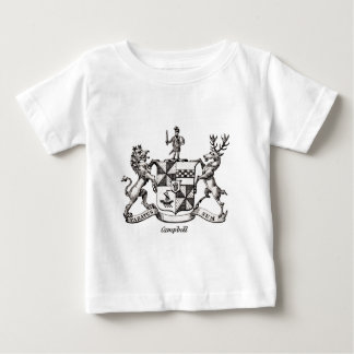 CAMPBELL FAMILY CREST BABY T-Shirt