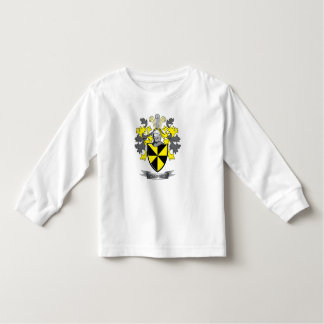 Campbell Family Crest Coat of Arms Toddler T-shirt