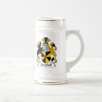 Campbell Family Crest Mug