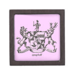 CAMPBELL FAMILY CREST PREMIUM JEWELRY BOXES
