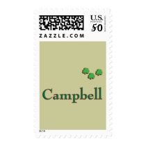 Campbell Family Stamps