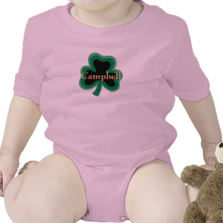 Campbell Family Baby Bodysuit