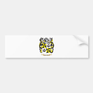 Campbell--(Ireland) Coat of Arms (Family Crest) Bumper Sticker