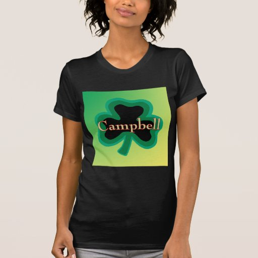 Campbell Irish T-shirts