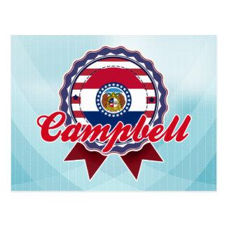 Campbell, MO Postcard