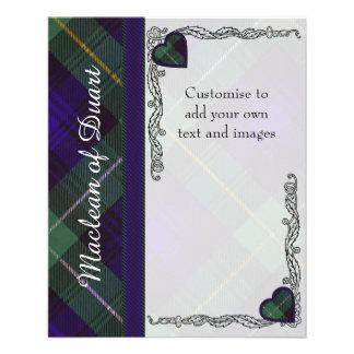 Campbell of Argyll clan Plaid Scottish tartan Flyer