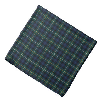 Campbell of Argyll Clan Tartan Bandana