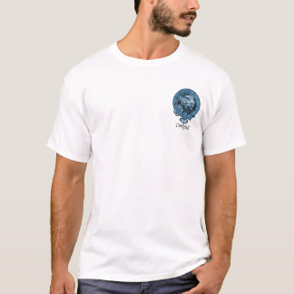 Campbell Of Breadalbane Clan Crest T-Shirt
