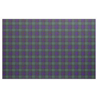 Campbell of Cawdor clan Plaid Scottish tartan Fabric