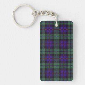 Campbell of Cawdor clan Plaid Scottish tartan Keychain