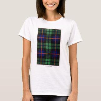 CAMPBELL OF CAWDOR FAMILY TARTAN T-Shirt