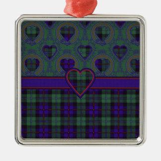 Campbell of Cawdor Metal Ornament