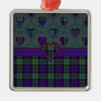 Campbell of Cawdor Christmas Tree Ornaments