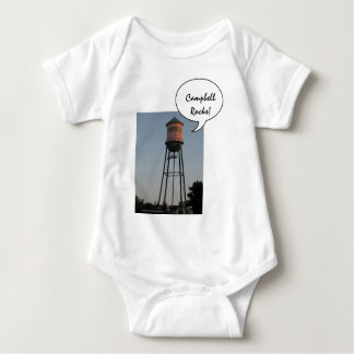 Campbell Rocks! outfit for Baby Baby Bodysuit