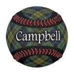 Campbell Scottish Tartan Baseball