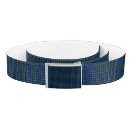 Campbell Tartan Belt