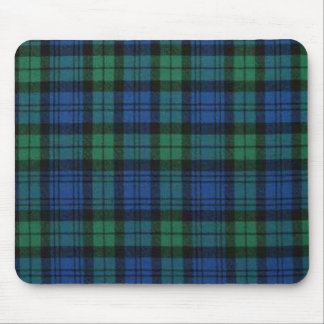 Campbell Tartan Plaid Mouse Pad