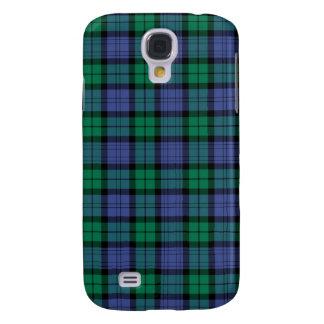 Campbell Tartan Samsung Galaxy S4 Case