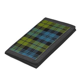 Campbell Tartan Tri-fold Wallet