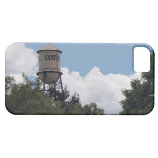 Campbell Water Tower, California iPhone 5 Case