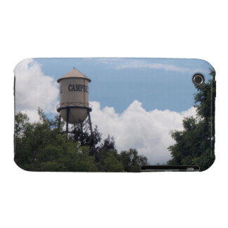 Campbell Water Tower, California Case-Mate iPhone 3 Case