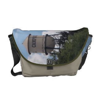 Campbell Water Tower, California Courier Bag