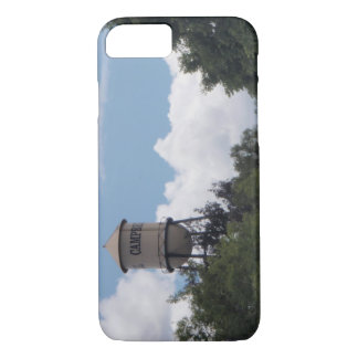 Campbell Water Tower, California iPhone 7 Case