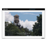 Campbell Water Tower, California Laptop Skins