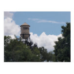 Campbell Water Tower, California Postcard
