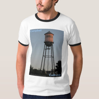 Campbell Water Tower Tshirt