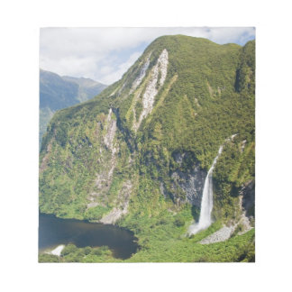 Campbells Kingdom, Doubtful Sound, Fiordland Memo Note Pads