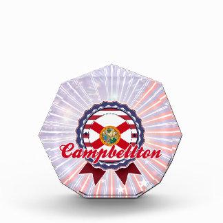 Campbellton FL Acrylic Award
