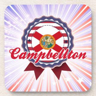 Campbellton FL Drink Coaster